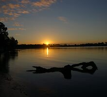 Tanilba sunset 13 by dot609