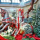 Bellagio Conservatory & Botanical Gardens by RichardKlos