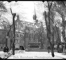 Odessa Church by Bob Burnham