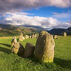 Stone Shadows by NaturalBritain