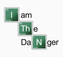 I Am The Danger [STICKER] by Styl0