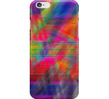 Abstract Glitch iPhone Case/Skin