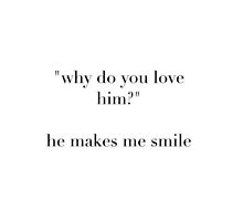 he makes me smile by kellyvibes