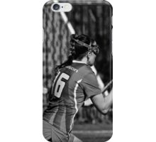 Lacrosse iPhone Case/Skin
