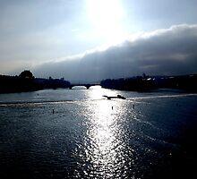 Vltava River by SHappe