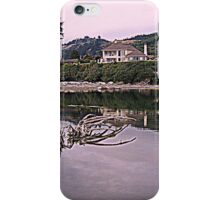 Homes above the river iPhone Case/Skin