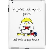 Lego House Penguin iPad Case/Skin