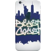 Beast Coast iPhone Case/Skin