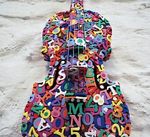 This is Not a Violin. by Andrew Nawroski