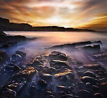 Gower Sunrise by Tom Black