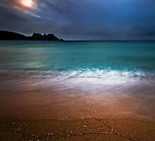 Land Sea Sky II by Tom Black