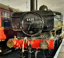 Steam Locomotive at Embsay Railway by Steve  Liptrot