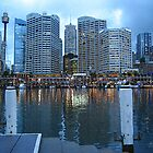 Darling Harbour Sydney Australia by Bellavista2