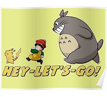 Hey Lets GO! Poster