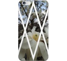 Continuation of the Magnoliation iPhone Case/Skin
