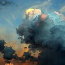 Birth of a Thunderhead by Robert Former