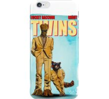 Rocket Groot - Twins iPhone Case/Skin