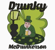 Drunky McDrunkerson by mralan