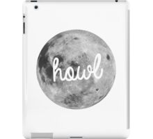 Howl at the Moon iPad Case/Skin