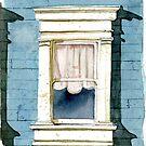 Window in San Francisco by JGFineArt