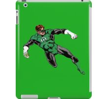 Hal Jordan - The Familiar Face. iPad Case/Skin
