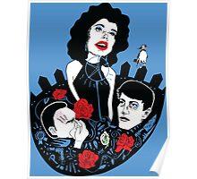 She Wore Blue Velvet  Poster