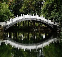 Chinese Bridge by twiart