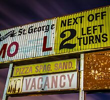 Vincent St. George Motel by Meghan Bryant