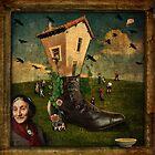 Shoe by Lydia Marano