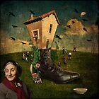 Shoe 2 by Lydia Marano