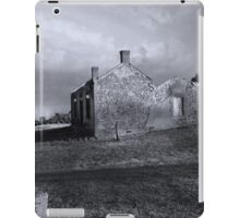 Remains of a Past - Red Creek Road, Woodchester, South Australia iPad Case/Skin