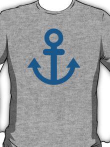 Anchor Twitter Emoji T-Shirt