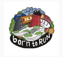 born to run T-Shirt