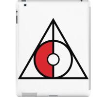 PokeHallows iPad Case/Skin
