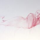 Woman resting 1 by cedelle lochner