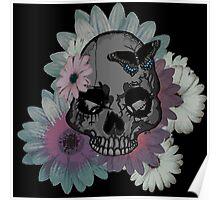 Mathy's Skull Poster