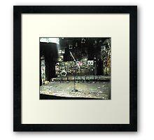 CBGBs Framed Print