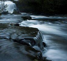 Monsal Dale Falls by jangetagrip