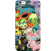 All Eevees phone case iPhone Case/Skin
