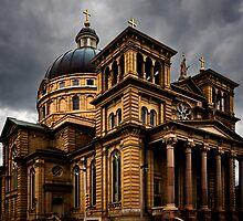 Basilica of Saint Josaphat Milwaukee by DavidHoefer