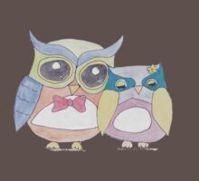 Owl love Kids Clothes