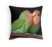 Who Needs Mistletoe? Throw Pillow