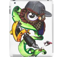 Owl LA iPad Case/Skin