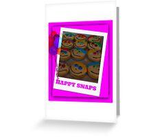 #HAPPYSNAPS Greeting Card