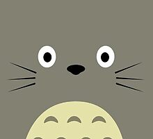 My Neighbour Totoro by CloverFi