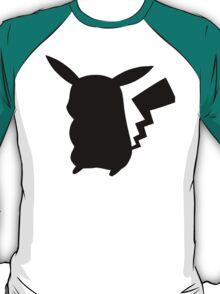 Black Pikachu T-Shirt