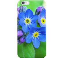 Forget Me Knots  iPhone Case/Skin