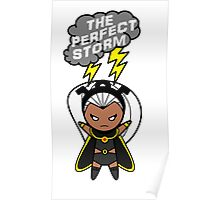 THE PERFECT STORM! Poster