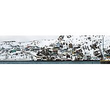 """""""The Battery"""", St. John's Harbour Photographic Print"""