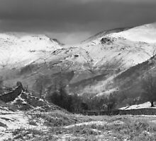 Great Rigg & Rydal Fell, Lake District by Chris Tarling